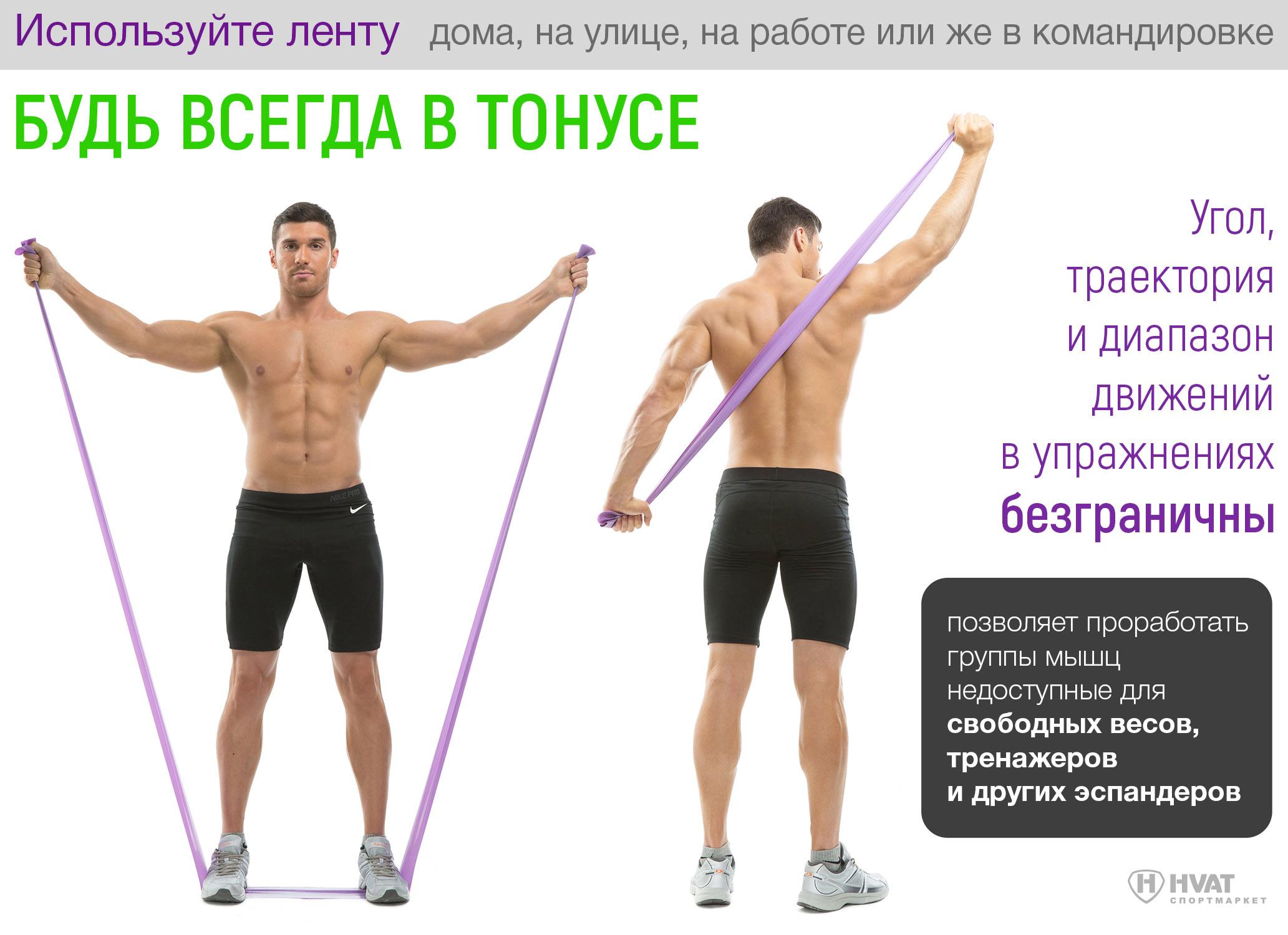 Аксессуары, резинки для фитнеса, аэробики - купить в Киеве