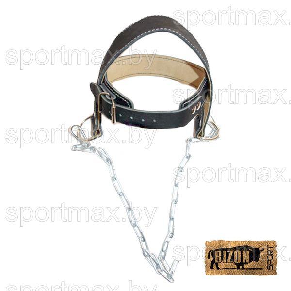 суппорт-лямка для тренировки шеи sportmax.by