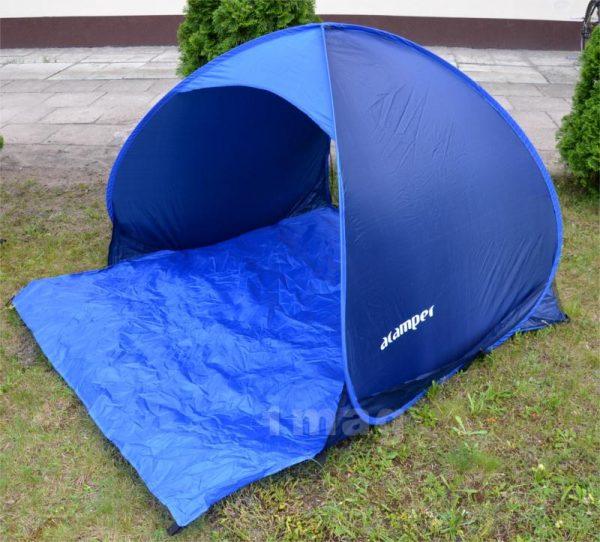 Пляжная палатка B1125 Blue and Green sportmax.by