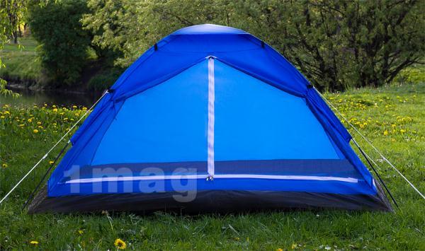 Палатка ACAMPER Domepack 4 3/4-х местная 2500 мм sportmax.by