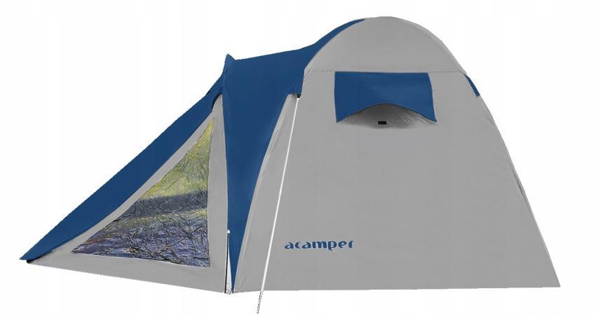 Палатка туристическая ACAMPER FURAN 3-4 sportmax.by
