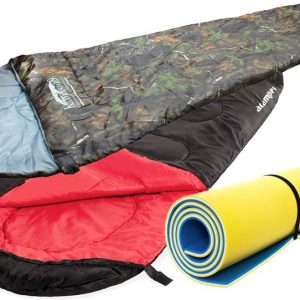 Спальные мешки - Коврики туристические
